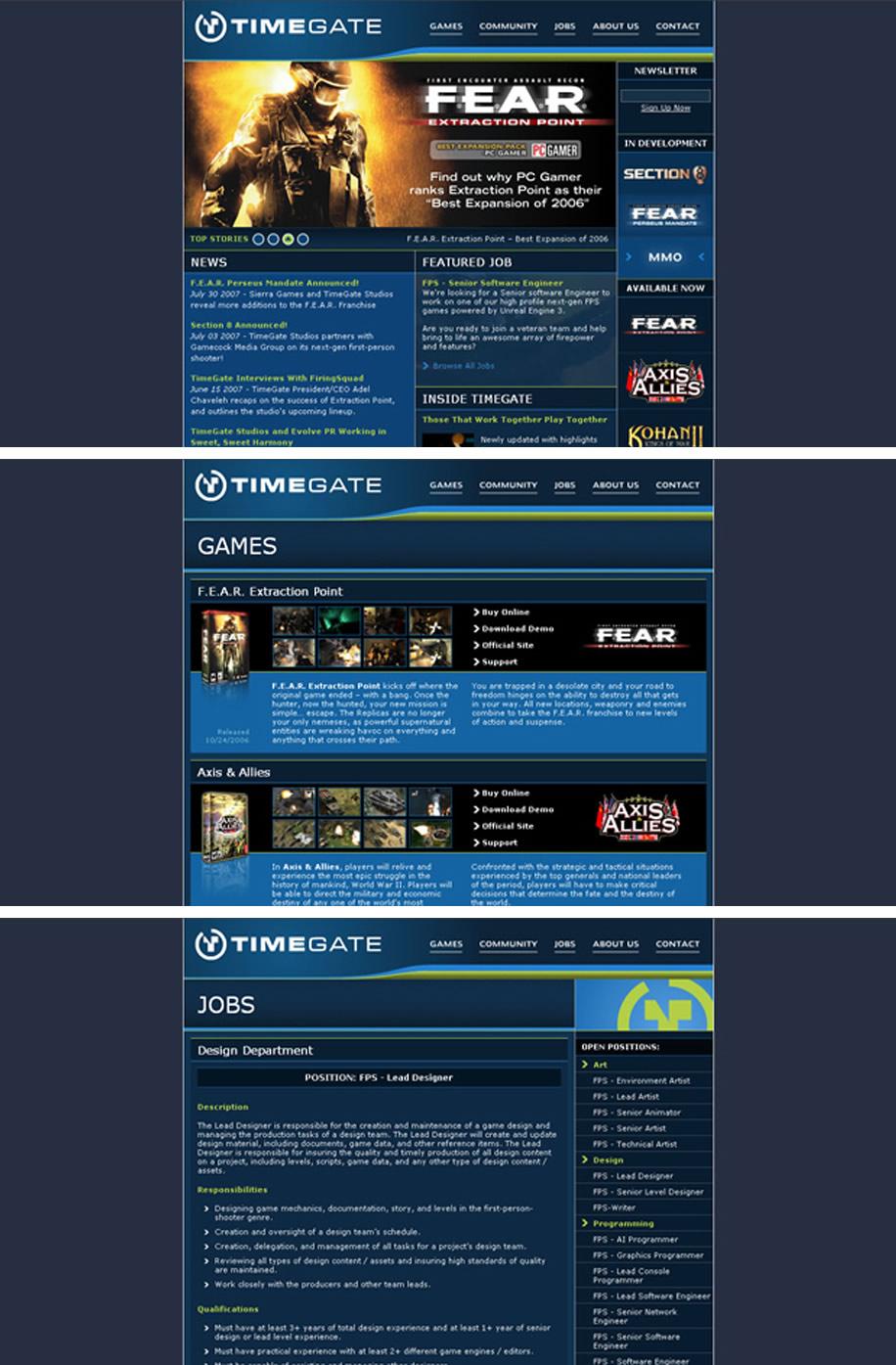 Timegate Studios - Zetenta Interactive Marketing, Digital
