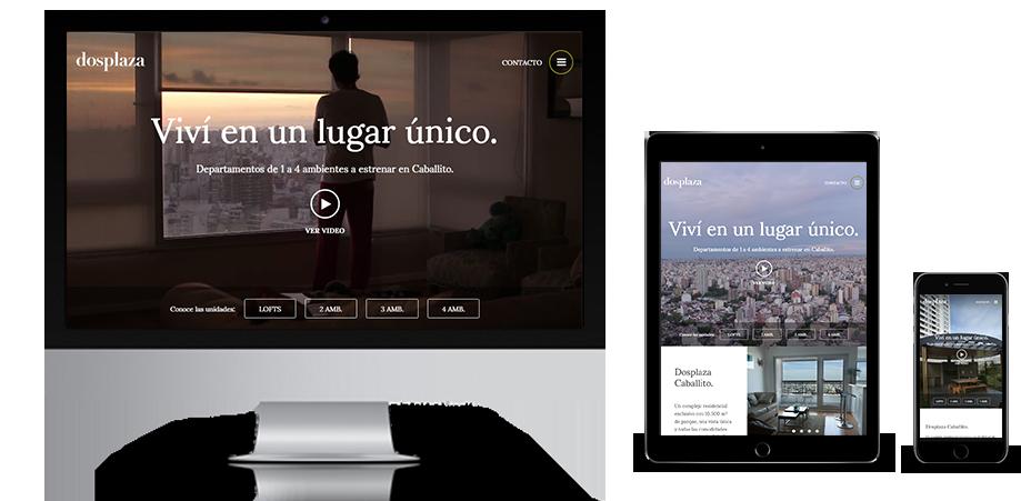 Diseño y programación sitio web responsive