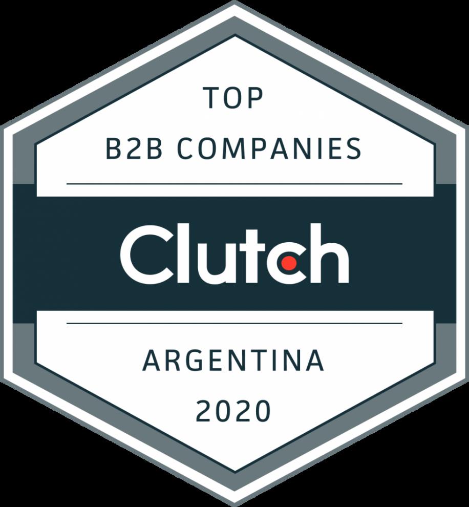 Clutch B2B_Companies_Argentina_2020